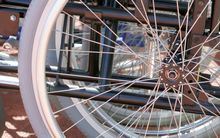 Wheelchair spokes