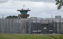 Auckland Prison at Paremoremo.