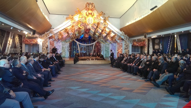 Ancestral remains have been returned to Aotearoa, with a ceremony held today at Te Papa's marae, Te Hono Ki Hawaiki.