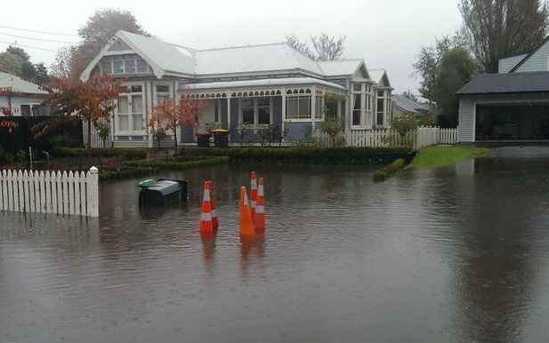 There are 13,500 properties which are vulnerable to flooding and liquefaction following the Christchurch earthquakes.