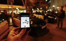 A Madrid judge has banned the popular Uber smartphone taxi service from operating in Spain.