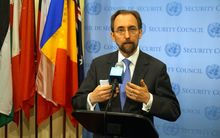 UN High Commissioner for Human Rights Zeid Ra'ad Al-Hussein said the Convention against Torture allows no justification for torture.