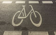 Cycle lanes were among recommendations to boost cycling and the safety of cyclists.