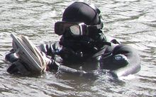 NZ Police Dive squad