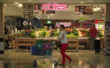 The Australian Competition and Consumer Commission launched two legal cases against Coles, accusing it of unconscionable conduct.