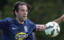 Auckland City's captain Ivan Vicelich in action.