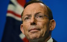 "Tony Abbott: ""Our hearts go out to all of those caught up in this appalling incident."""