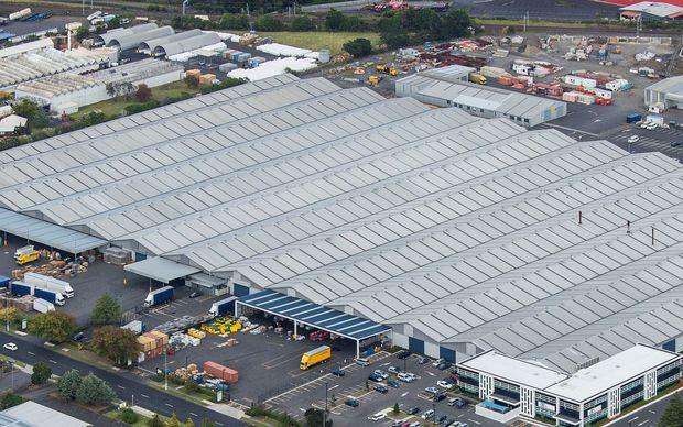 Goodman Property Trust has sold its industrial facility at Wiri for $53.2m.