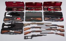Stolen weapons were found during a raid in Waikato last week.