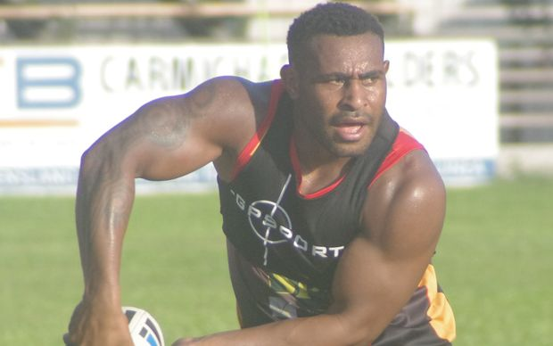 PNG Hunters player Stanton Albert has signed with the Penrith Panthers.
