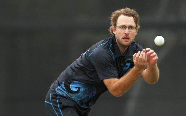 New Zealand spin bowler Dan Vettori.
