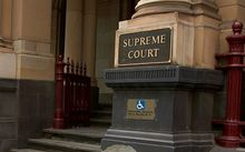 The Supreme Court in Melbourne, Victoria