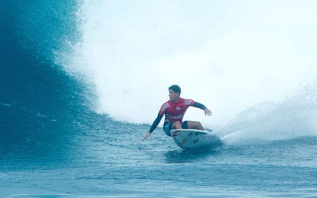 New world surfing champ Gabriel Medina