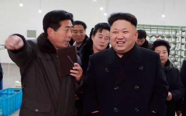 North Korea denies the attack over The Interview, which depicts the fictional killing of its leader Kim Jong-Un.