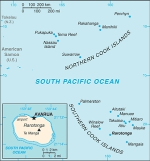 Northern Cook Islands