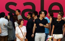 Boxing Day sales this year have been a bonanza for retailers, reinforcing a high-spending lead-up to Christmas.