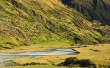 Mt Aspiring National Park