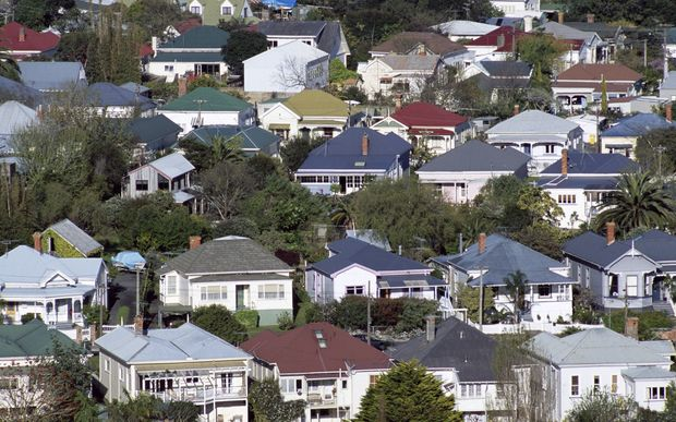 Housing in Auckland