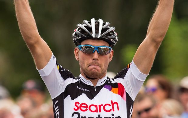 Paddy Bevin wins The REV Classic in 2014