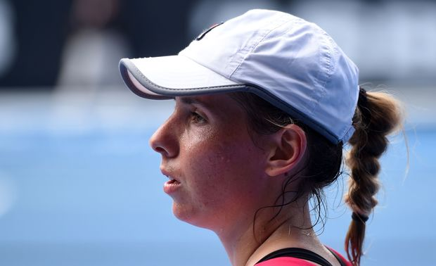 New Zealand No.1 Marina Erakovic
