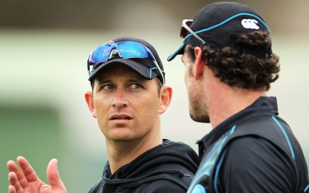 Black Caps bowling coach Shane Bond