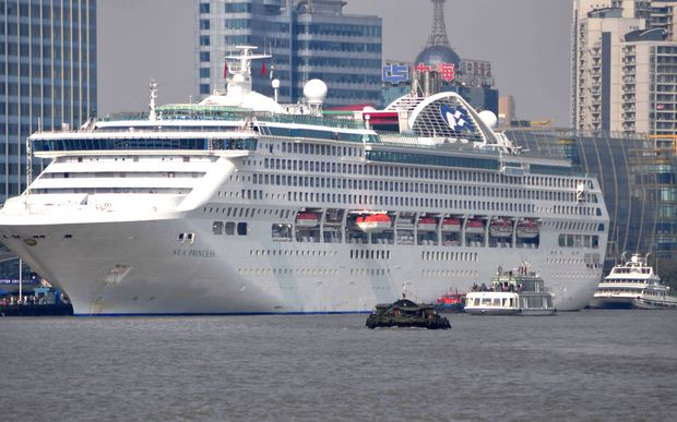 Bumper Cruise Ship Season For Auckland  Radio New Zealand