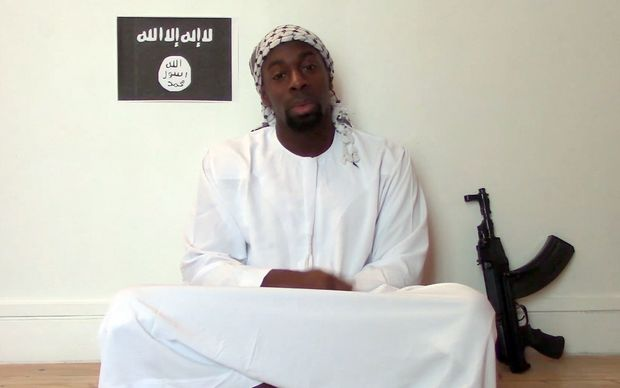 A video was released on Islamist social networks appearing to show Amedy Coulibaly.
