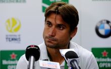 David Ferrer says he's sorry he can't compete in Auckland