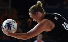 New Zealand netballer Cathrine Latu