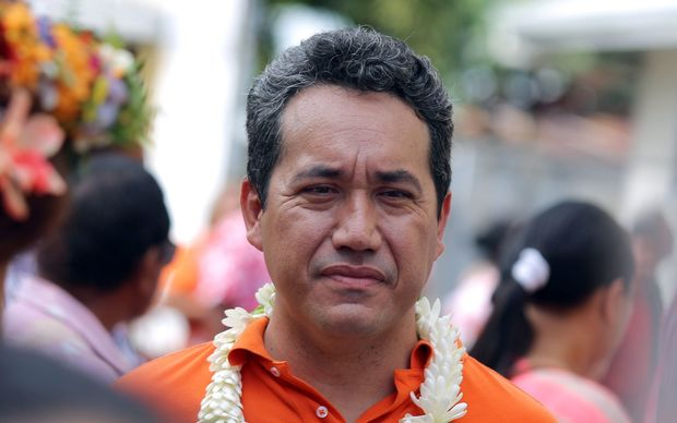 French Polynesia's Tuihani will name new party in 2018