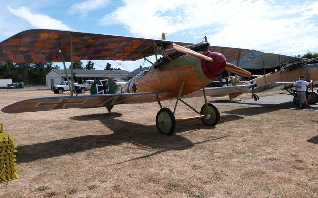 Thousands are expected to descend on Hood Aerodrome in Masterton this weekend to see an array of planes that celebrate a century of aviation.