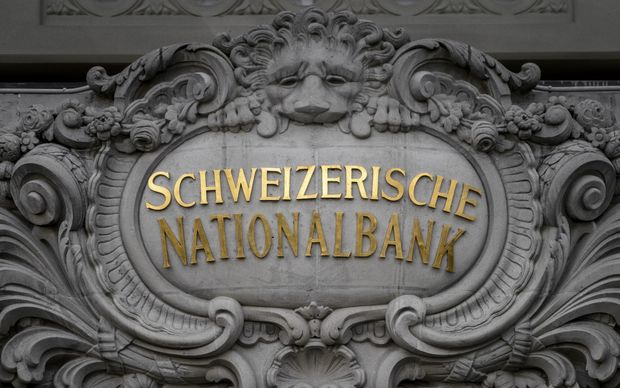 Swiss national bank forex losses