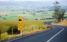 Risky rural roads are being blamed for New Zealand having a worse road toll rate than Australia's.