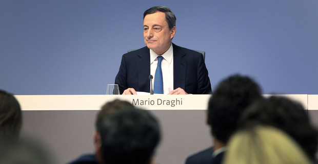 ECB president Mario Draghi said the programme would begin in March.