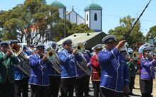 The annual Ratana celebrations.