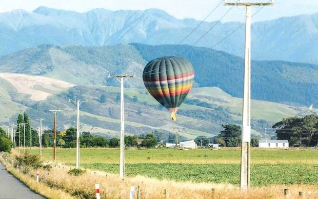 The coroner has released four photos of the Carterton hot-air balloon tragedy.