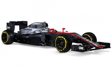 McLaren have unveiled their new Formula One car with Honda as engine partners.