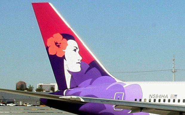 Flight laser incident in American Samoa