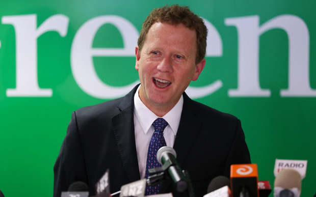 Russel Norman Resigns from Green Party co leader