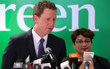 Russel Norman Resigns from Green Party co leader 16:10