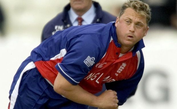 Darren Gough who taunted Australian allrounder Shane Watson about a ghost.