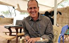 Peter Greste (file photo)