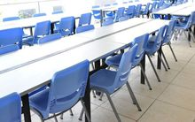 school seats generic