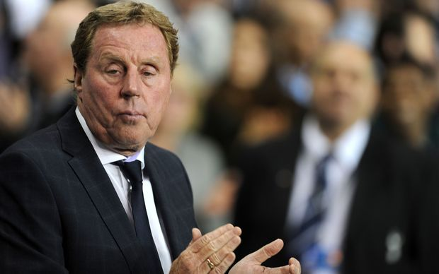 The resigning Queens Park Rangers manager Harry Redknapp.