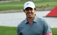 The golf world number one Rory McIlroy.