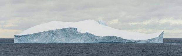 The research vessel Tangaroa has entered Antarctic waters this week.
