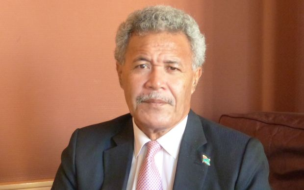 Tuvalu PM calls for action over shipping emissions