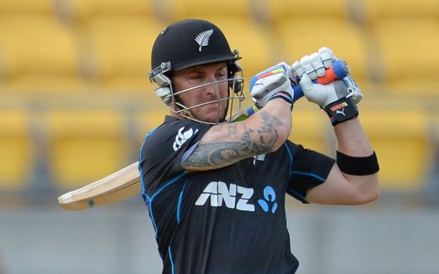 Brendon McCullum will have to dominate opposition attacks if the Black Caps are reach the World Cup final.