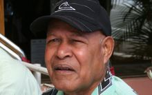 Rex Rumakiek, member of the United Liberation Movement for West Papua.