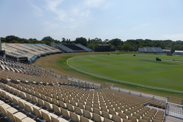 The 300 volunteers working in Christchurch during the Cricket World Cup will direct spectators to parking and to their seats.